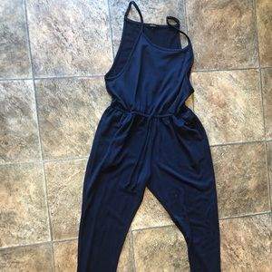 🌸2/$25🌸Navy Blue Jumpsuit